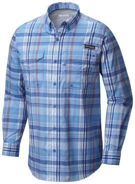 Columbia Sportwear Columbia Sportswear Super Blood and Guts™ Long Sleeve Woven Shirt