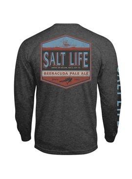 Salt Life Salt Life Beeracuda Long Sleeve Pocket Tee