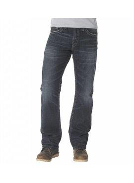 Silver Jeans Co. Nash Dark Wash - Indigo