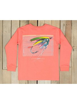 Southern Marsh Youth Outfitter Series Tee - 2 - Long Sleeve