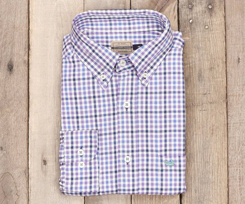 Southern Marsh Southern Marsh Cashiers Washed Gingham