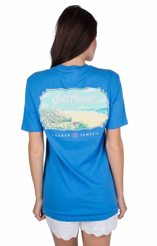 Lauren James Lauren James - Just Coast Tee - Short Sleeve