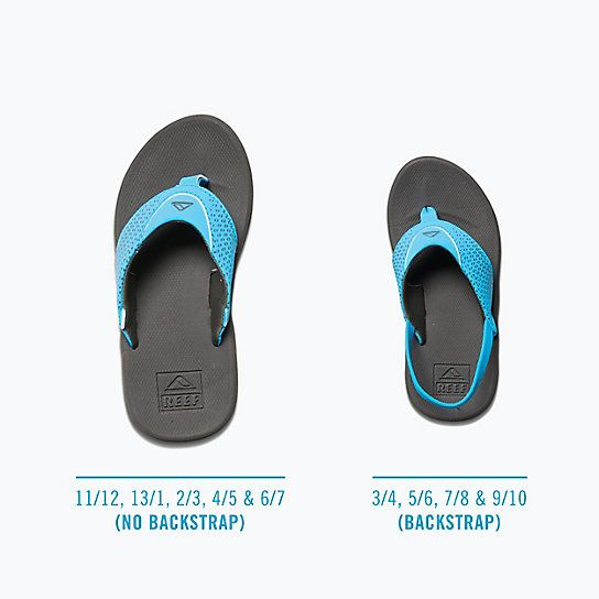 470e86c28 REEF Reef Grom Rover Sandal - Boys  - King Frog Clothing   The ...