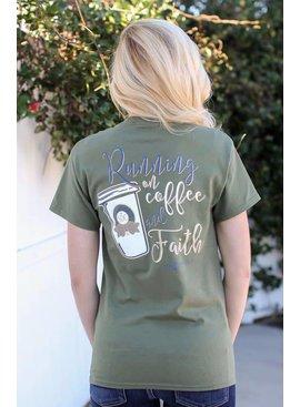 Running on Coffee & Faith