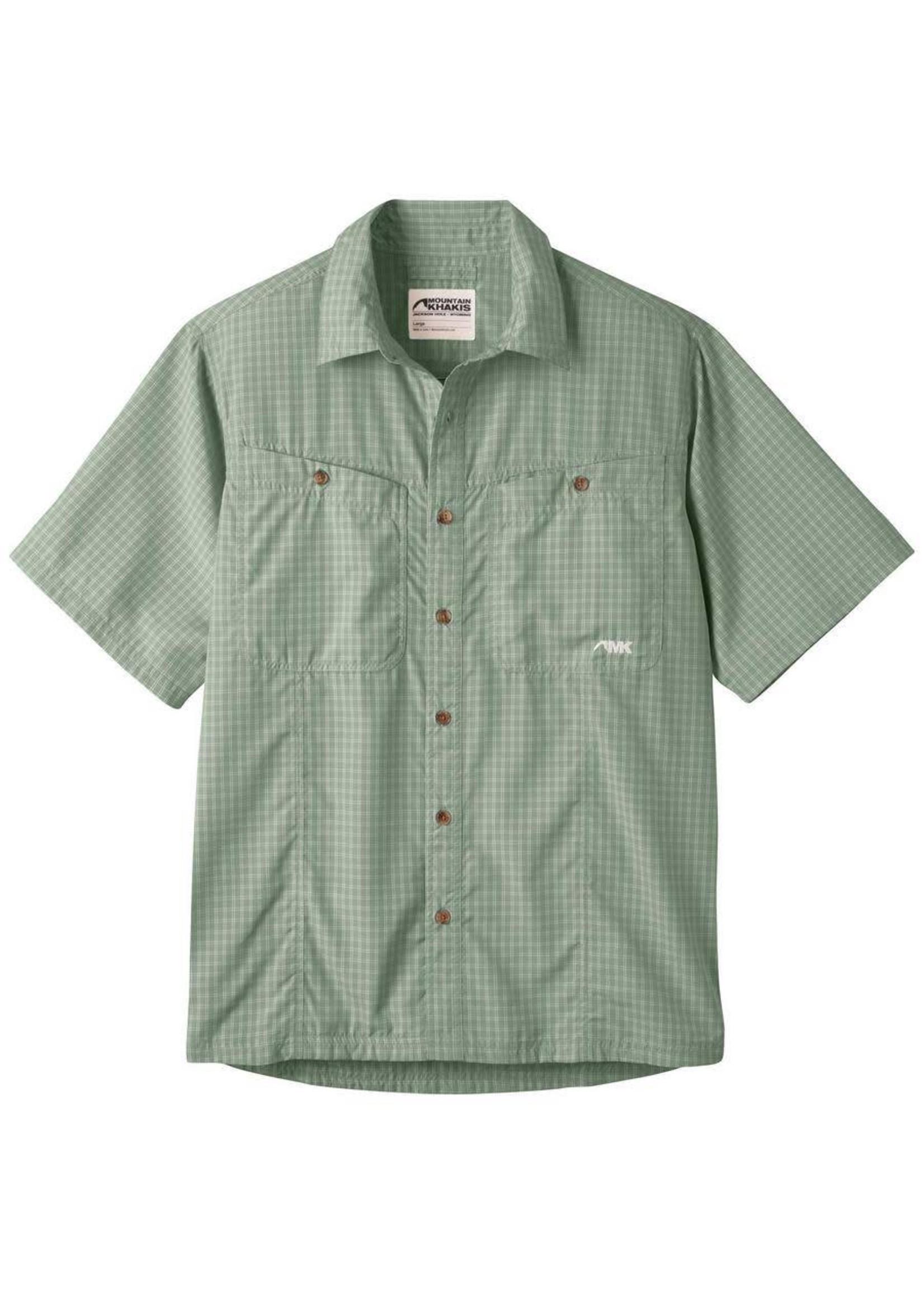 Mountain Khakis Trail Creek Short Sleeve Shirt