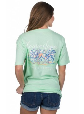 Lauren James Lauren James - Life's A Breeze- Short Sleeve