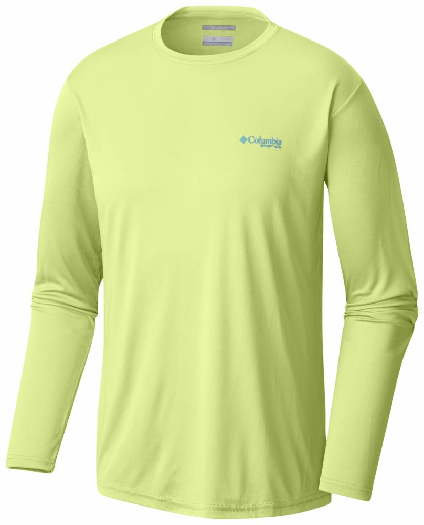 Columbia Sportwear Terminal Tackle PFG Triangle™ Long Sleeve Shirt