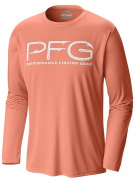 Columbia Sportwear Terminal Tackle PFG Hooks™ Long Sleeve Shirt