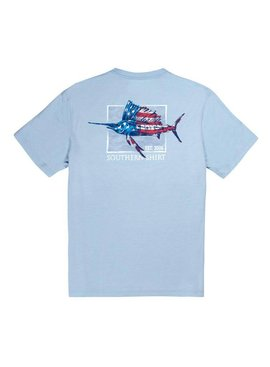Southern Shirt Southern Shirt Men's STARS AND STRIPES  SS