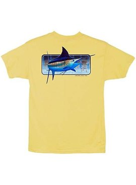 Guy Harvey Bill Skin Boys Short Sleeve Shirt