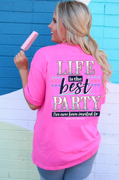 Jadelynn Brooke Life Is The Best Party