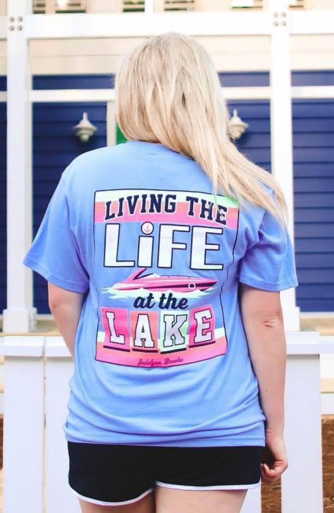 Jadelynn Brooke Living the Life at the Lake