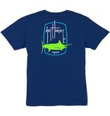 Guy Harvey Guy Harvey Barrel Logo Boys Short Sleeve Shirt