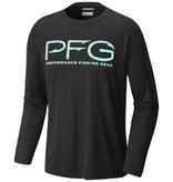 Columbia Sportswear Terminal Tackle PFG Hooks™ Long Sleeve Shirt