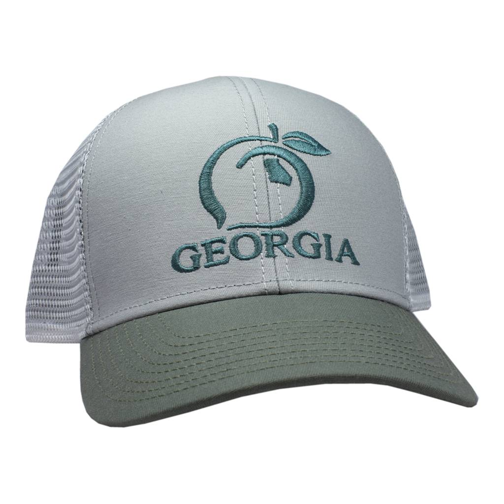 Peach State Pride Georgia Trucker Hat
