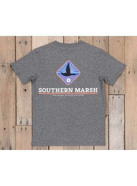 Southern Marsh Southern Marsh - Youth Branding Collection Tee - Flying Duck