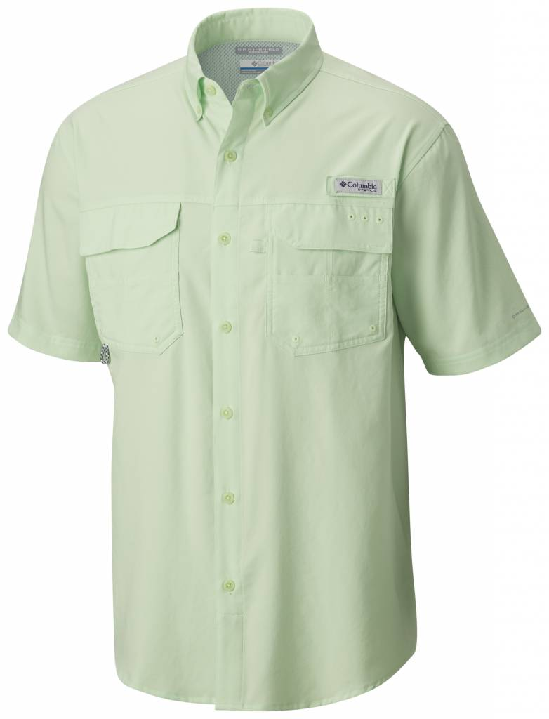 Columbia Sportwear Columbia Sportswear Men's Blood and Guts III Short Sleeve Woven Shirt