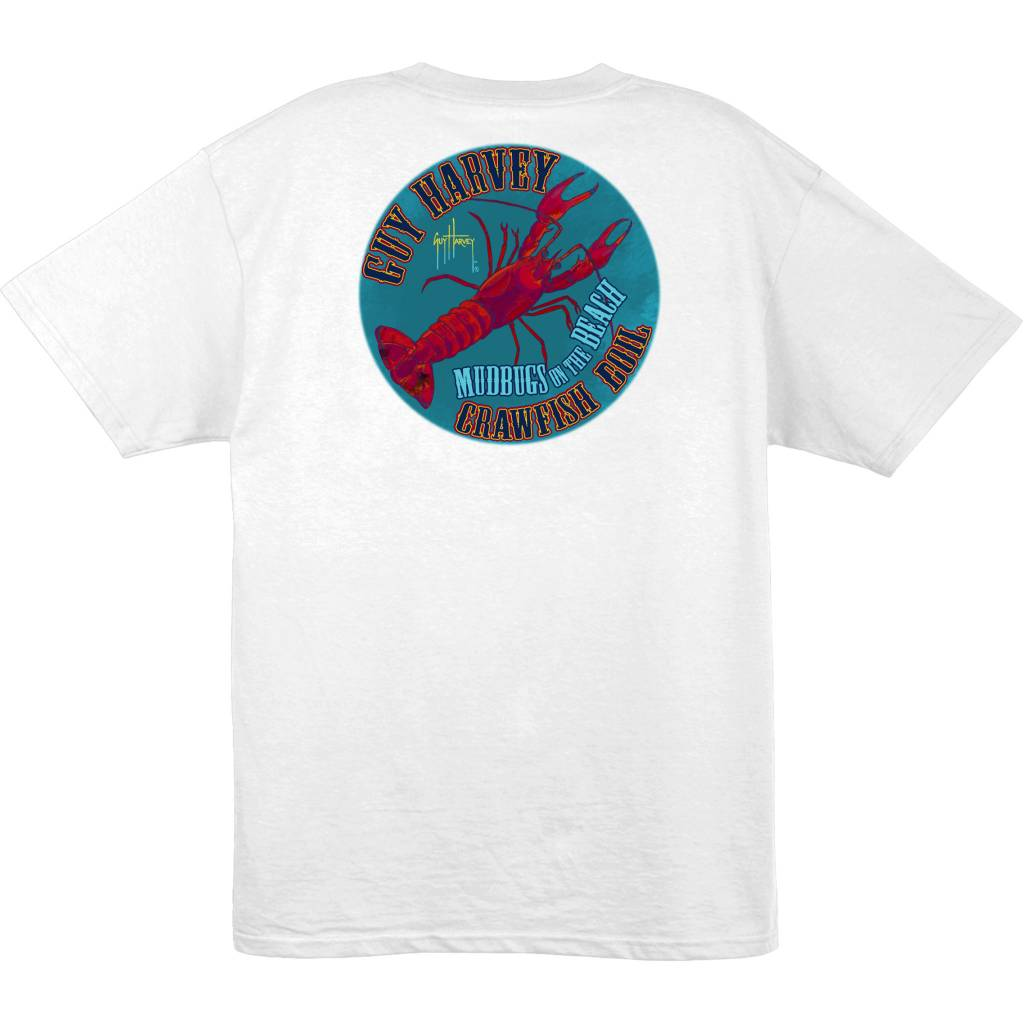 Guy Harvey Guy Harvey Mudbugs Mens Short Sleeve T-Shirt