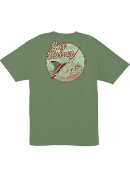 Guy Harvey Guy Harvey Elasto Mens Short Sleeve T-Shirt