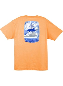 Guy Harvey Guy Harvey Bombshell Mens Short Sleeve T-Shirt