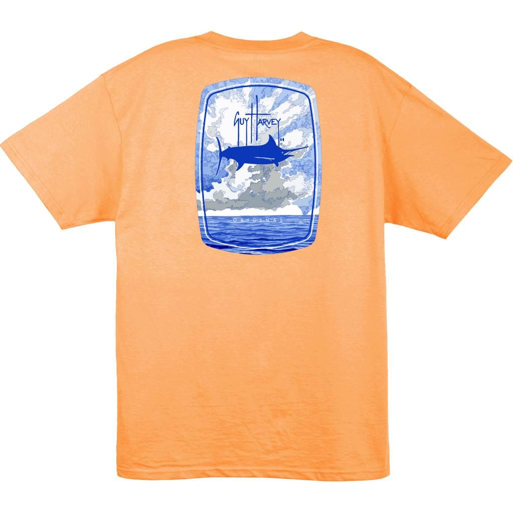 Guy Harvey Guy Harvey Bombshell Mens Short Sleeve T-Shirt