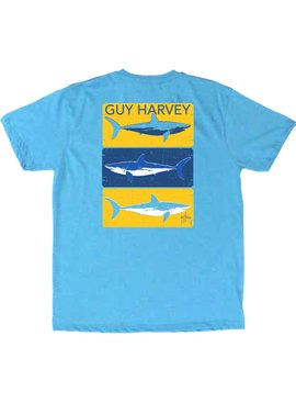 Guy Harvey Youth Painter Short Sleeve T-Shirt