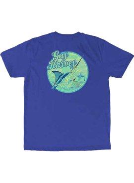 Guy Harvey Youth Elasto Short Sleeve T-Shirt