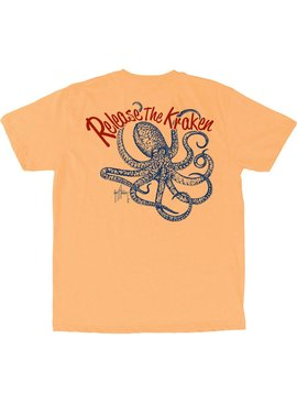 Guy Harvey Youth Kraken Short Sleeve T-Shirt