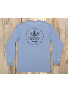 Southern Marsh SEAWASH™ Tee - Paddle - Long Sleeve