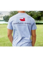 Southern Marsh Authentic Tee - Heather