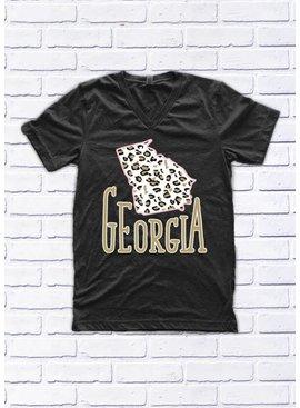 GEORGIA: Buffalo Leopard & Georgia