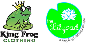 King Frog Clothing & The LilyPad Boutique