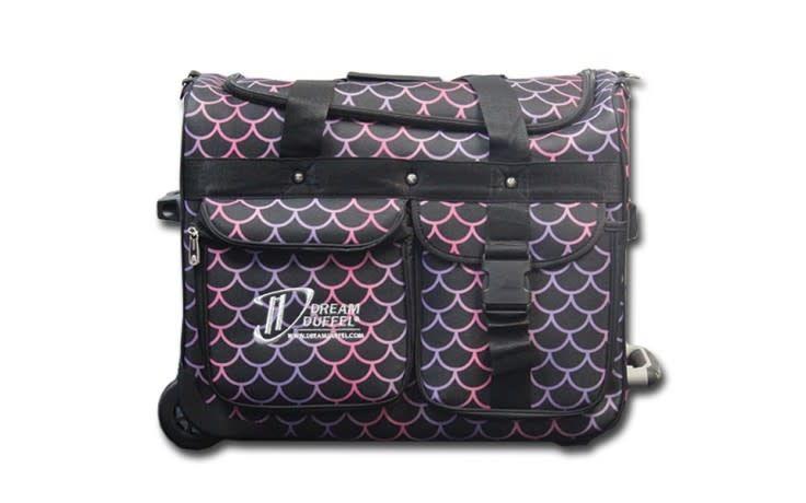 Dream Duffel Limited Edition Mermaid Pink/Purple Small Bag