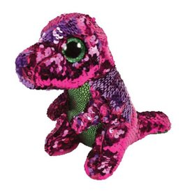 Ty TY-STOMPY SEQUIN DINOSAUR MED