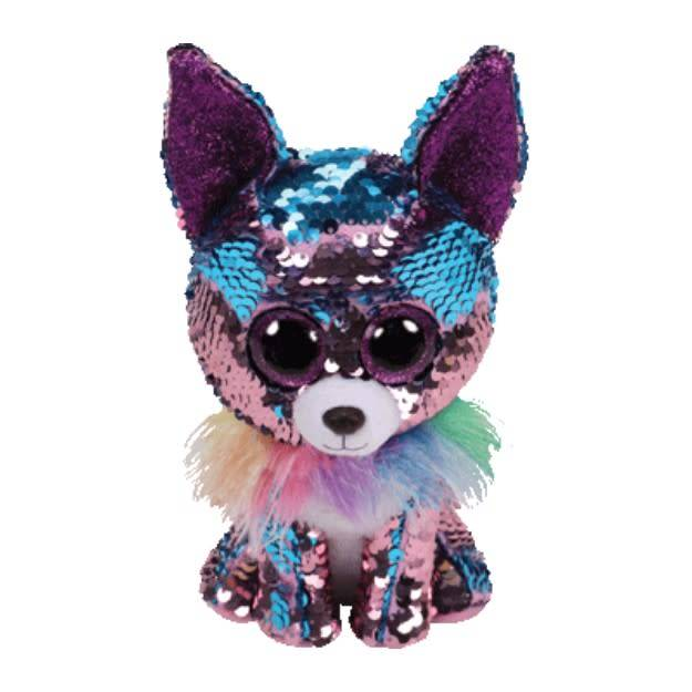 Ty TY-YAPPY SEQUIN DOG MED