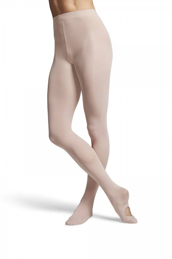 Bloch TO982G Contoursoft Adaptatoe Tights for Girls