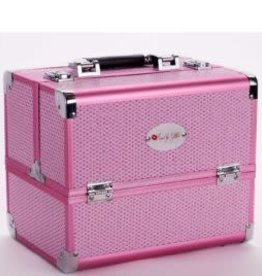 KISSED BY GLITTER KIS-DS1001M LIGHT PINK DIAMOND CASE