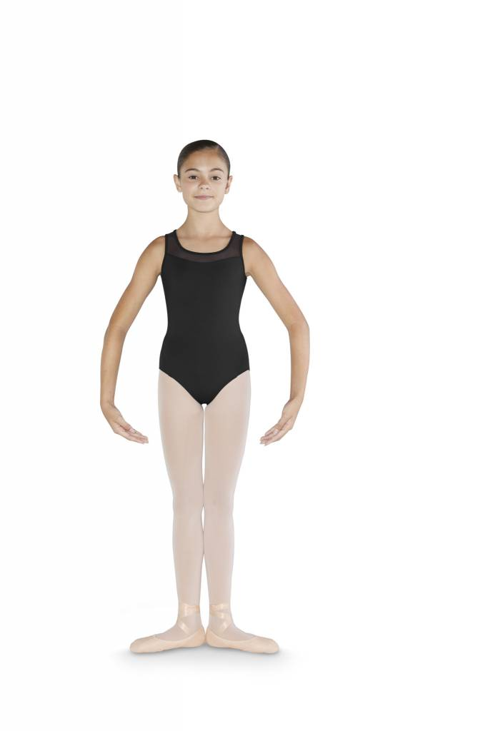 Bloch CL3515 Bodysuit for Girls