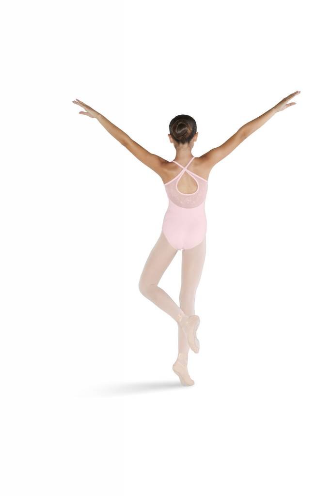 Bloch CL3557 Bodysuit for Girls