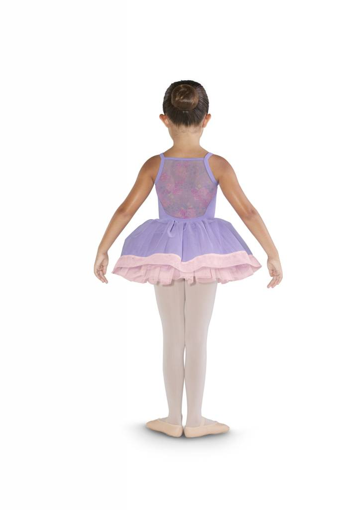 Bloch CL3577 Bodysuit for Girls