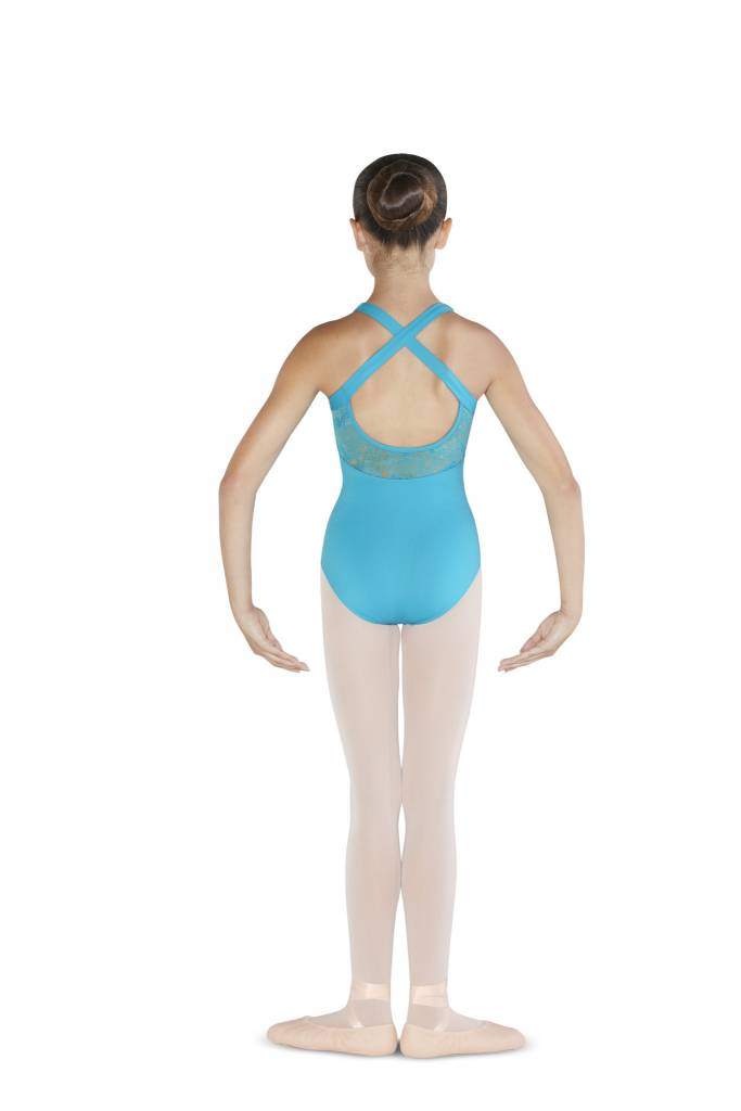Bloch CL4875 Bodysuit for Girls