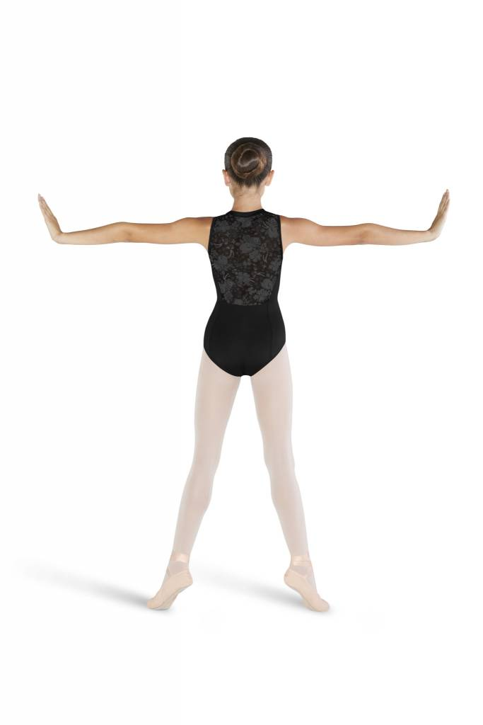 Bloch CL4885 Bodysuit for Girls