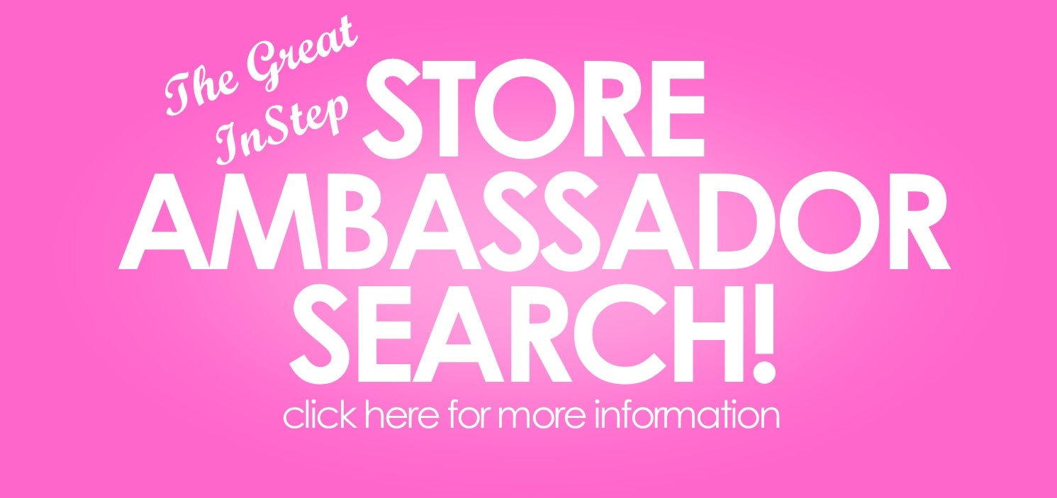 The Great InStep Store Ambassador Search 2019