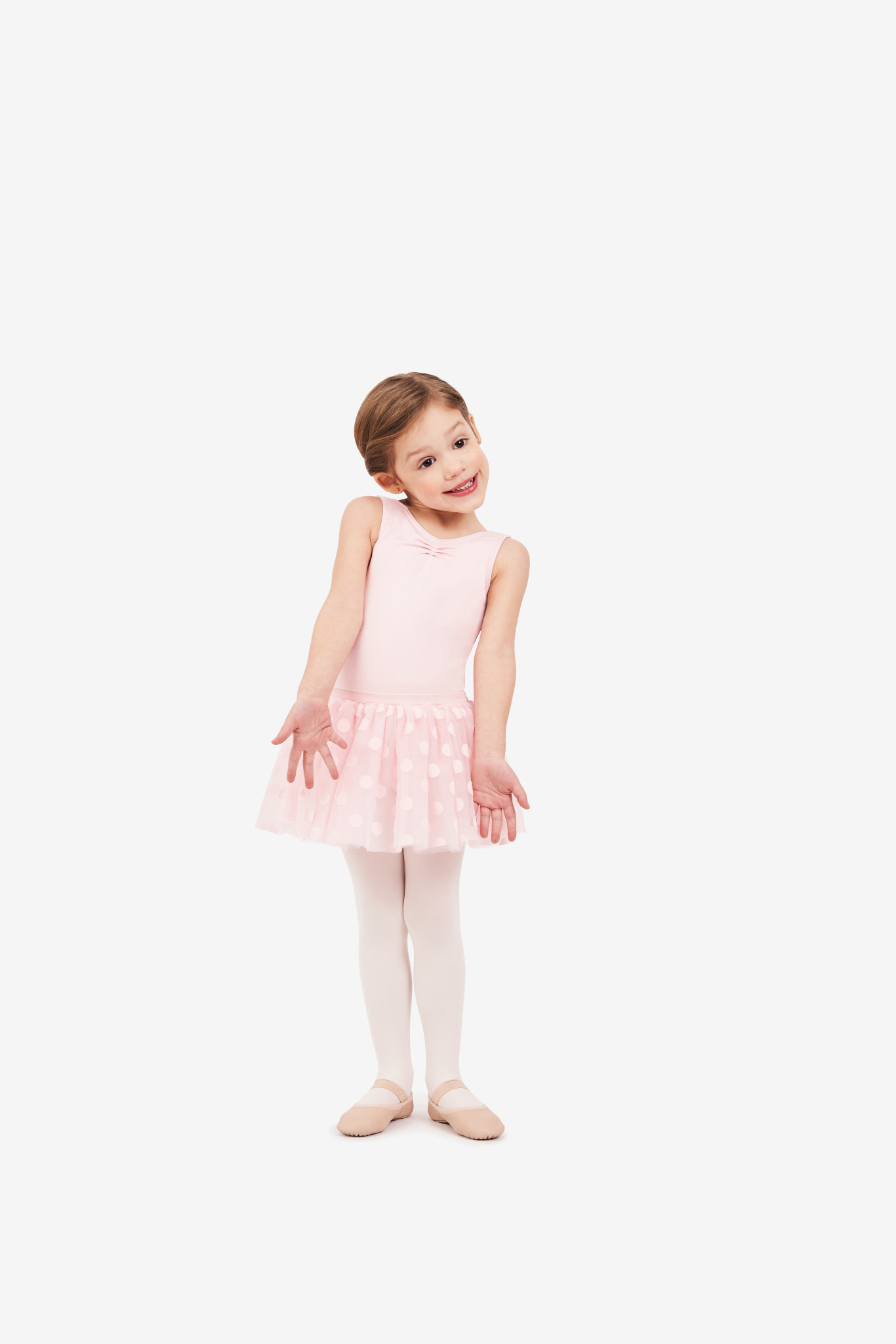Capezio 11591C Ballet Dress for Girls