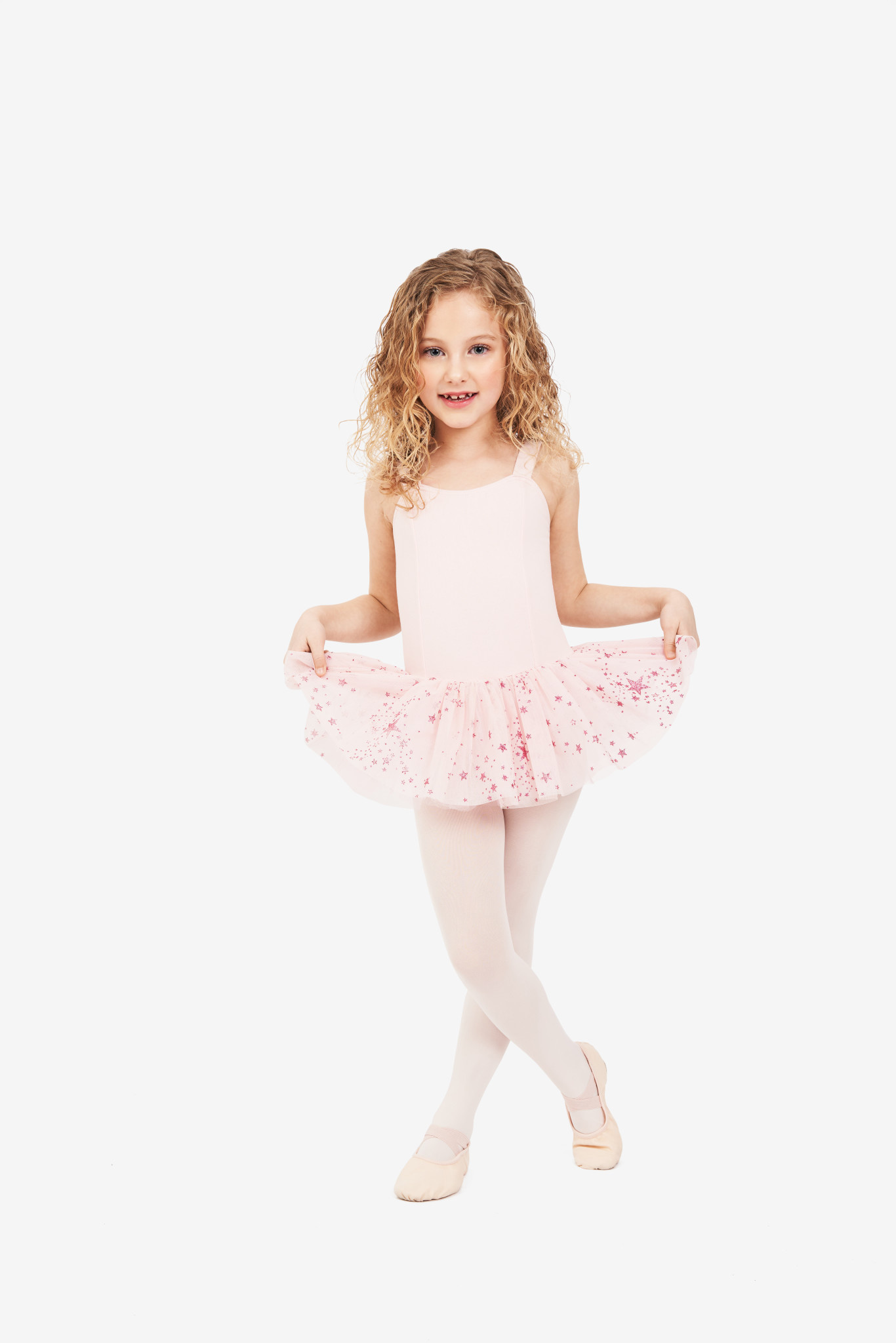 Capezio 11621C Tank Ballet Dress for Girls