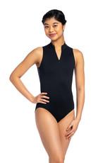 Ainsliewear 1062NU Zip Front Nutcracker Back Adult Bodysuit