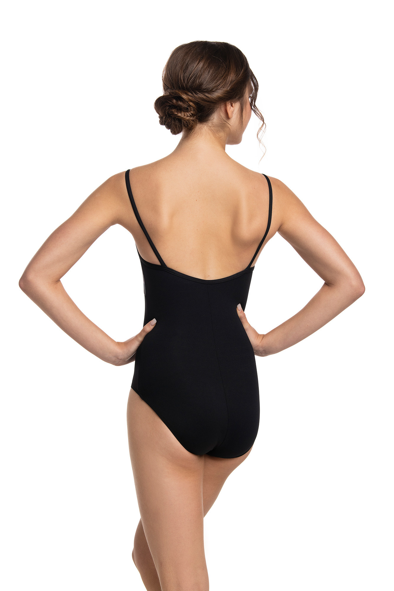 Ainsliewear 153NU Camisole Bodysuit for Adults