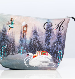Ainsliewear Nutcracker Makeup Bag