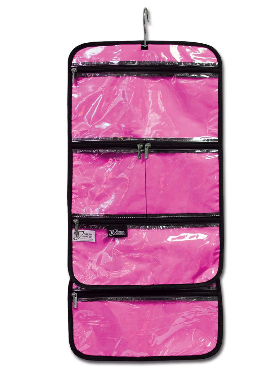 Dream Duffel Roll Up Makeup Bag