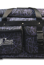 Dream Duffel Medium Purple Scribble